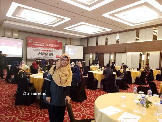 Triani Retno Blogger Bandung