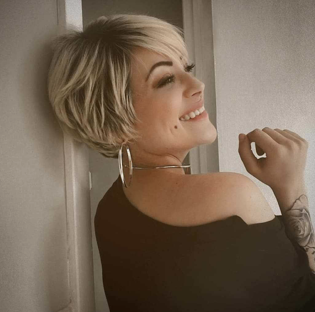 female short hairstyles 2019