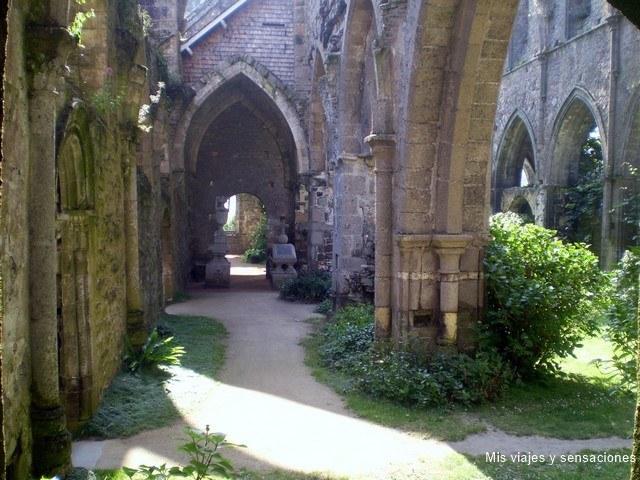 Abadía de Beauport, Bretaña Francesa