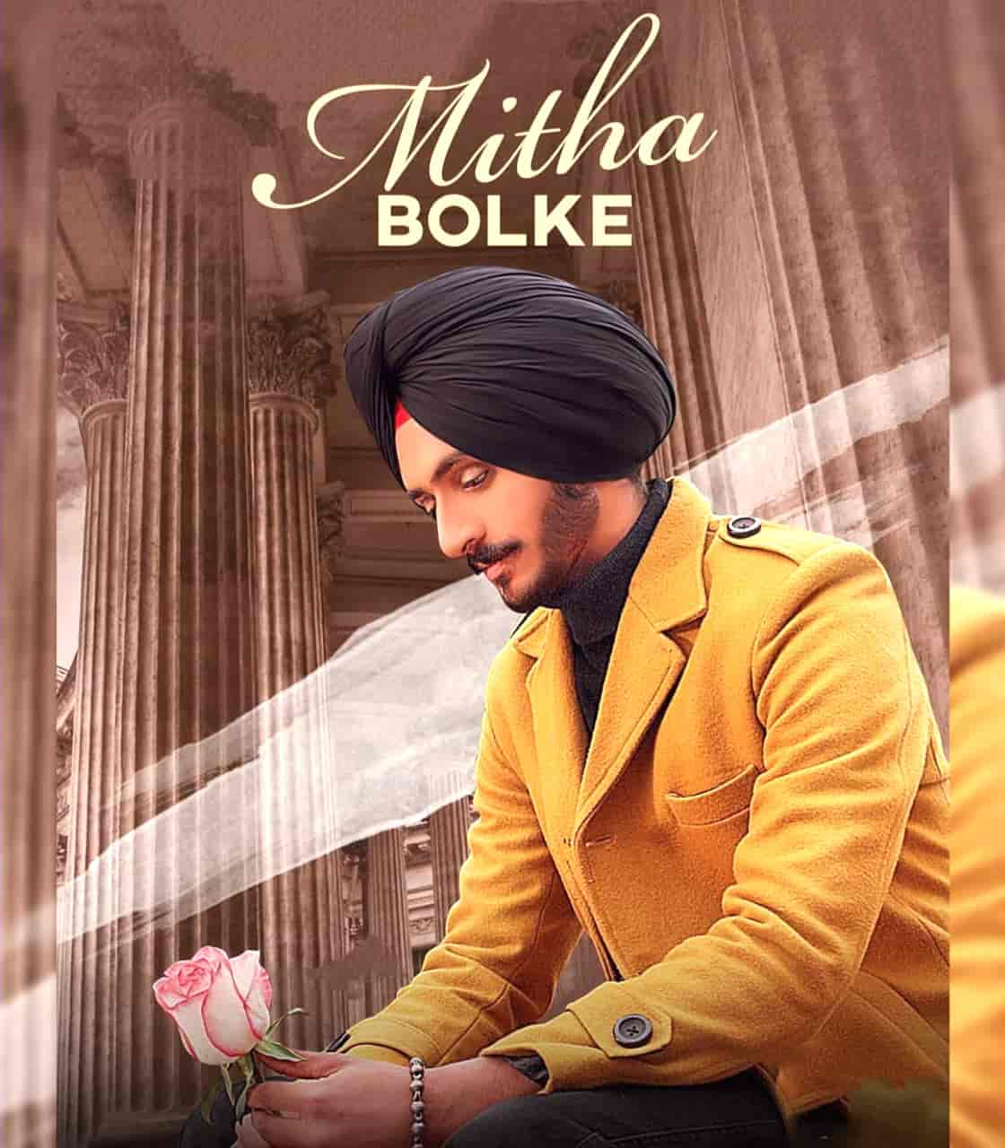Mitha Bolke Song Image By Nirvair Pannu