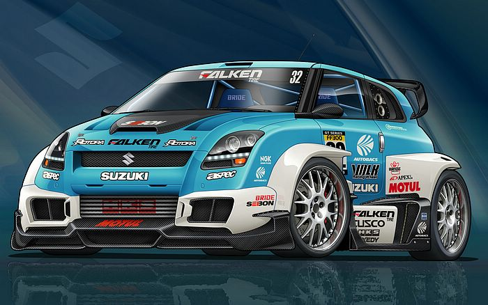 Cars Wallpapers Cars Pictures Suzuki Race Car