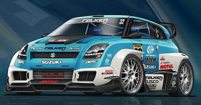 Cars Pictures: Suzuki Race Car