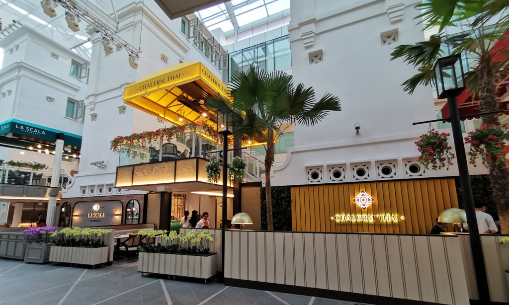 Chalerm Thai brings flavours of Thailand to Capitol Piazza!