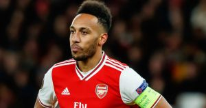 Arsenal In Danger Of Repeating Aaron Ramsey Mistake With Aubameyang Transfer
