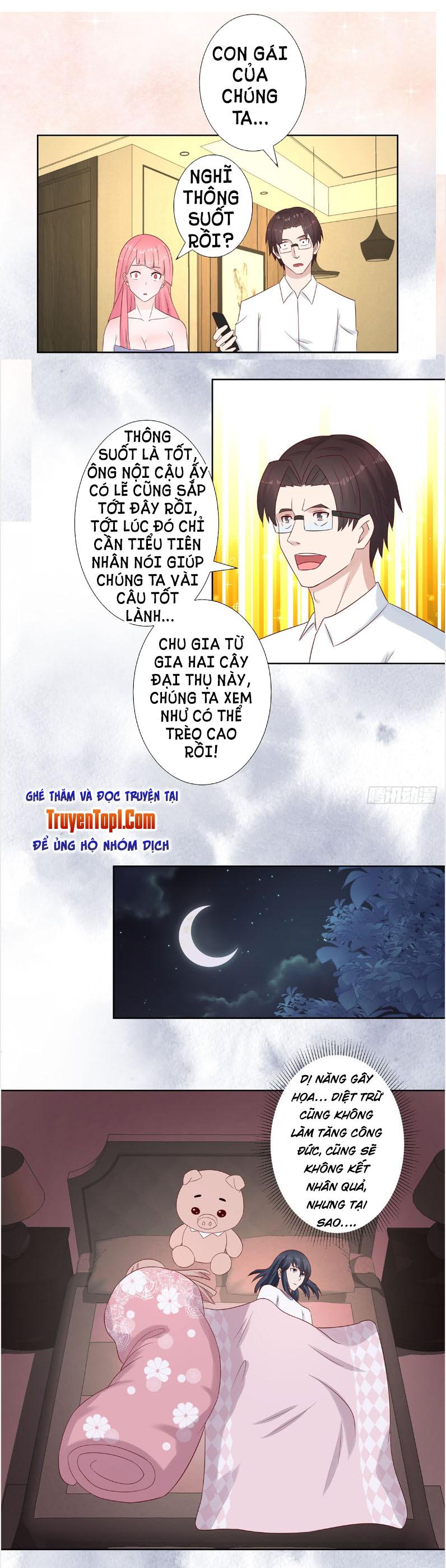 Người Tu Tiên Tại Đô Thị Chapter 10 - Trang 8