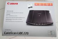 CanoScan LiDE220 Driver Download