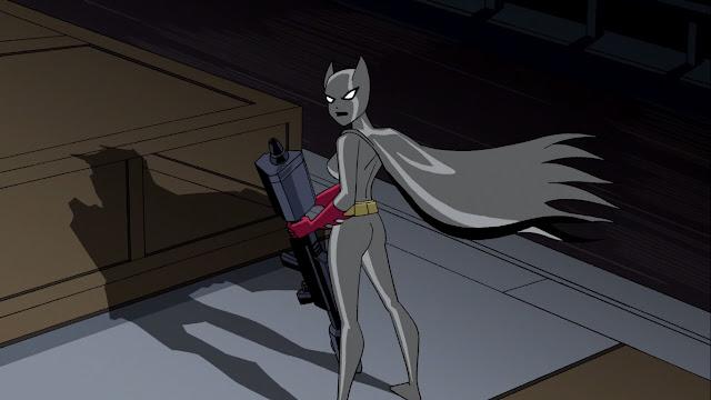 Batman: El misterio de Batimujer - Latino - 1080p - Captura 1