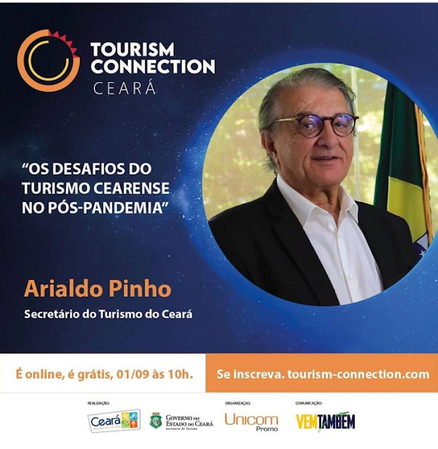 Tourism Connection Ceará marca a retomada do turismo no Estado