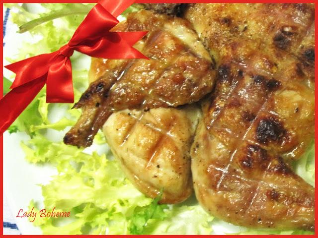 hiperica di lady boheme blog di cucina, ricette facili e veloci. Ricetta spaghetti piccanti e pollo del Valdarno alla griglia