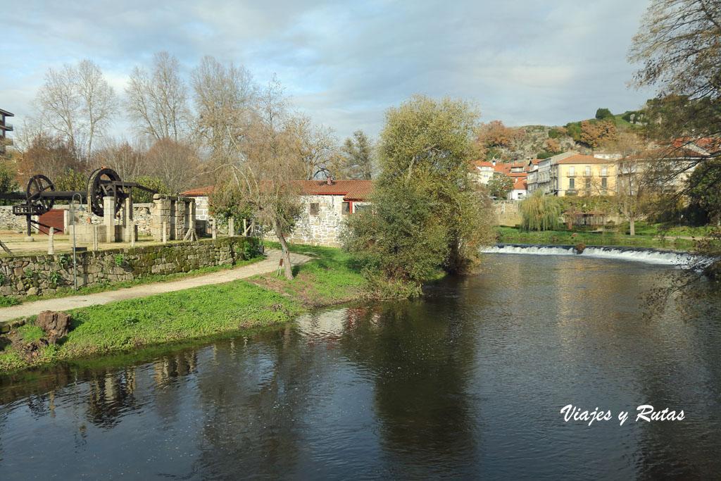 Qué ver en Allariz: río Arnoia