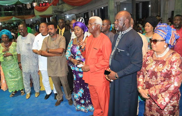 nigerian pastors using celebrities to boost church attendance