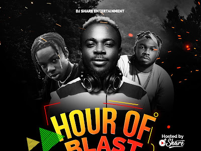[ Mix tape ] Dj Share - Hour Of Blast (2019 Vibes Mix )