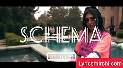 SCHEMA Song Lyrics | Big Boi Deep | Latest Punjabi Song 2020