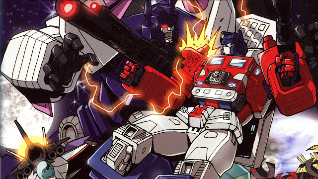 Descargar Transformer Masterforce Mega y Mediafire