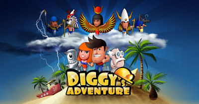 Diggy's Adventure Online Hack Android iOS 2017