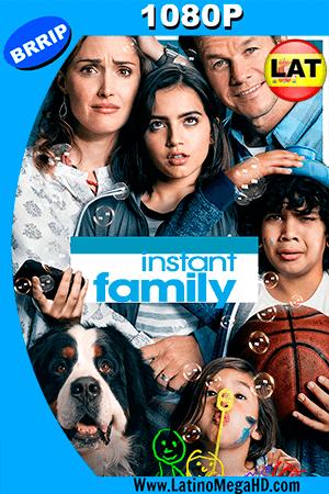 Familia al Instante (2018) Latino HD 1080P ()
