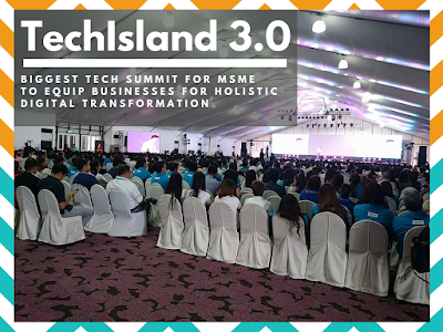 PLDT Smart SME Nation TechIsland 3.0: Challenge. Change. Conquer.