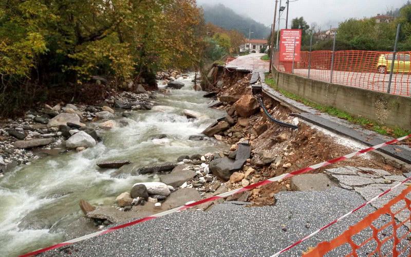 Αντιπλημμυρικά έργα Θάσου: Έξι μήνες μετά τις βροχές του Νοεμβρίου, ακόμη στο σημείο μηδέν