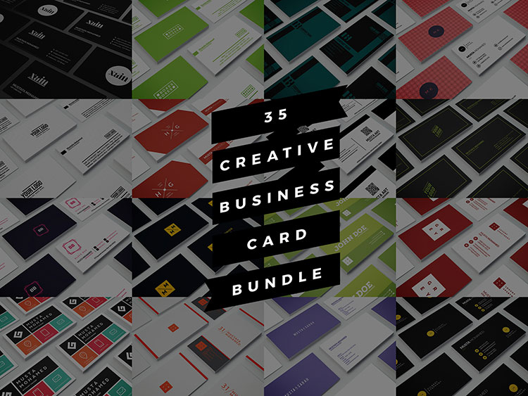 35 Creative Business Card Bundle