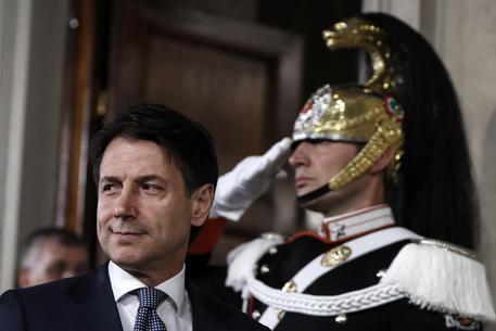 f06571c62e71 Il presidente della Repubblica Sergio Mattarella ha incaricato della  formazione del nuovo governo il prof. Giuseppe Conte