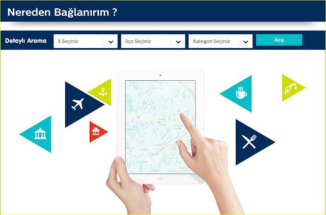turk-telekom-wifi-nerede