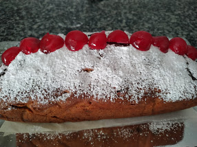Plum cake para San Miguel