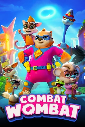 Baixar Vombate ao Combate (2020)