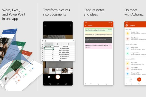 Ignite 2019: Microsoft launches unified Office mobile app for Android and iOS