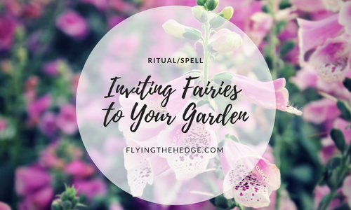 Inviting Fairies to Your Garden
