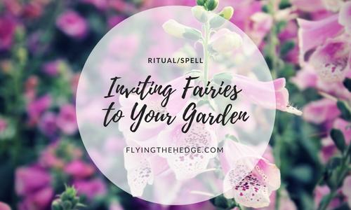 Inviting Fairies to Your Garden