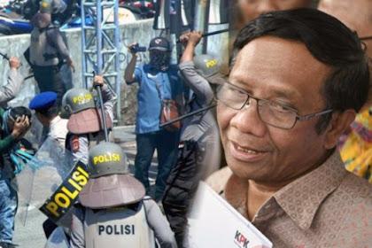 Sebut Pelanggaran HAM Tak Ada di Era Jokowi, Mahfud MD: Kalau Dulu Banyak