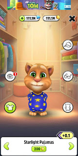 Free My Talking Tom Mod Apk