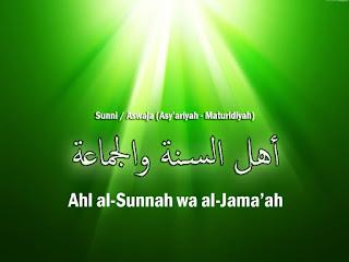 Ahlussunnah itu Pengikut Aqidah Asy'ariyah