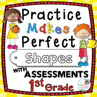 Shape Activities Lesson Plans Ideas