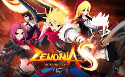 Download ZENONIA S: Rifts In Time v1.1.6 MOD APK