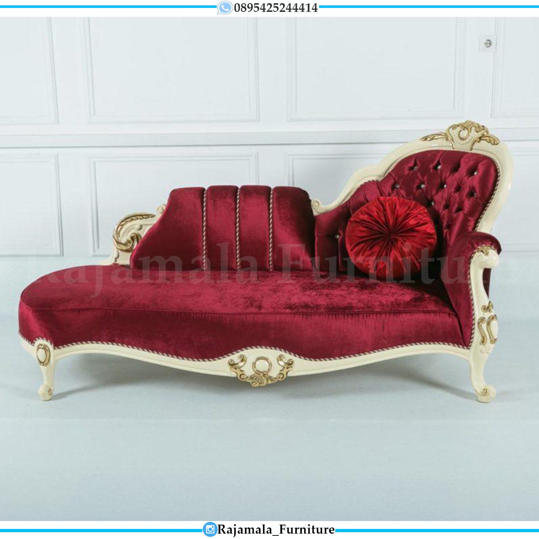 Sofa Santai Mewah Ukiran Jepara Luxury Classic Style RM-0185