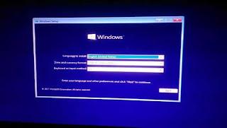 Akses Menu Boot Windows