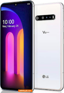 V60 ThinQ 5G Price in India