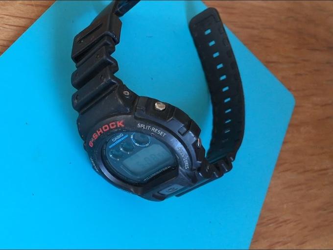 วิธีเปิดฝาหลังคาสิโอ G-Shock DW-6900 Series