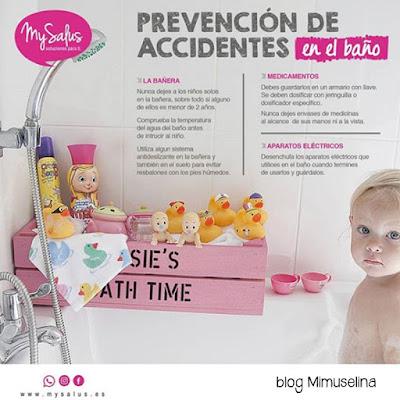 como prevenir accidentes del bebé en el baño blog mimuselina primeros auxilios bebé mysalus