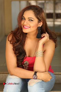 Tollywood Actress Ashwini Latest Stills in Ripped Jeans  0153.JPG