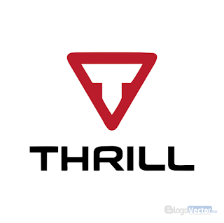 THRILL Bike Logo vector (.cdr)