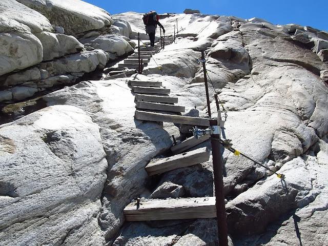 Szlak do Monte Rosa Hutte