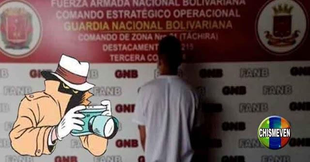 """Régimen detuvo a un soldado colombiano que """"Espía"""" las tragedias de los venezolanos"""