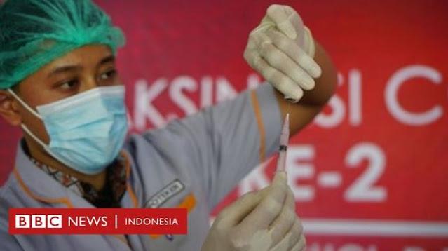 Sanksi Penolak Vaksin Covid-19, Epidemiolog: Pemaksaan Tidak akan Berhasil