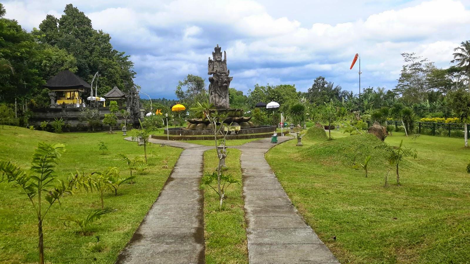 Pengembangan Desa Wisata Di Bali Memanfaatkan Perkembangan