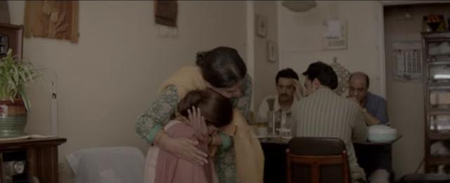 SONAM KAPOOR and Shabana Azmi in Neerja.
