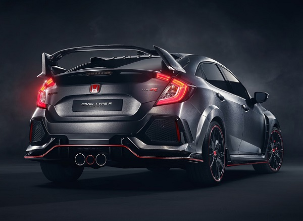 Honda Civic Type R Concept 2017