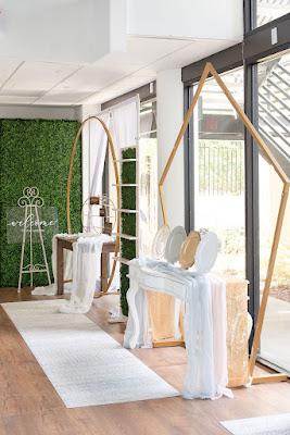At Last Wedding Studio rental area