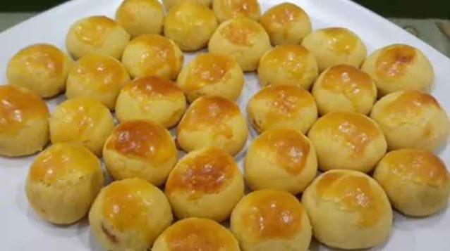 Budi Cooing - kue Kering - Bahan Membuat Nastar
